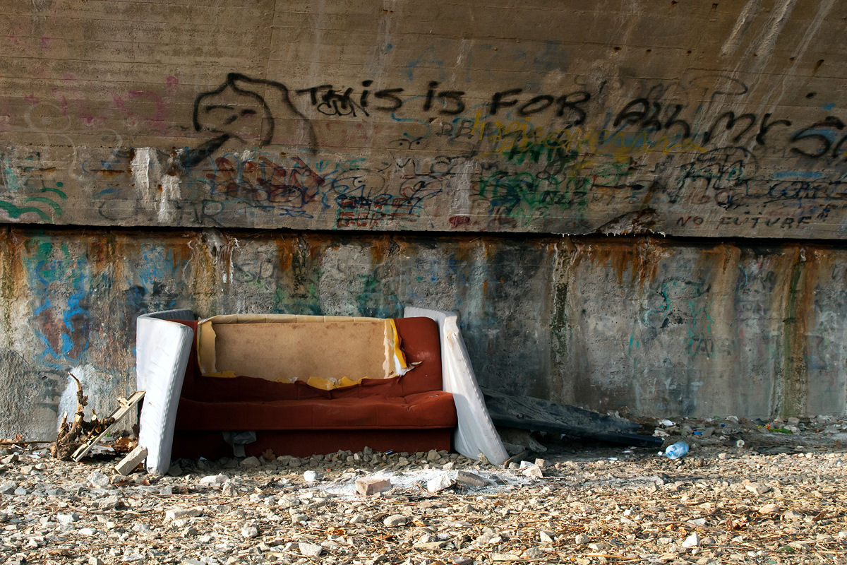 Homeless in Medway & Kent